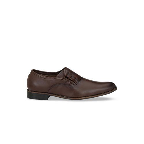 Sir Corbett Men Brown Formal Oxfords