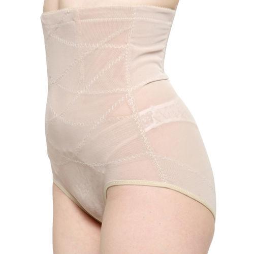 Laceandme Women skin -Coloured Solid Shaper Brief 3294