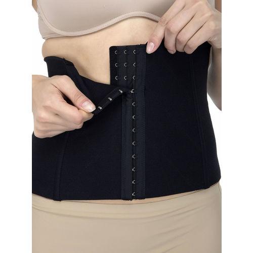 Laceandme Black Magic Wire Women Shapewear Belt 4158
