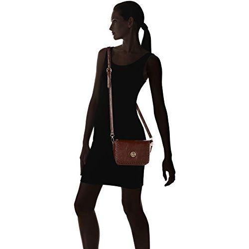 Lino Perros Women's Sling Bag (Maroon)