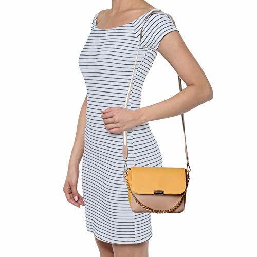 Lino Perros Women's Sling Bag (Yellow)