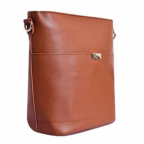 Lino Perros Women's Sling Bag (Orange)
