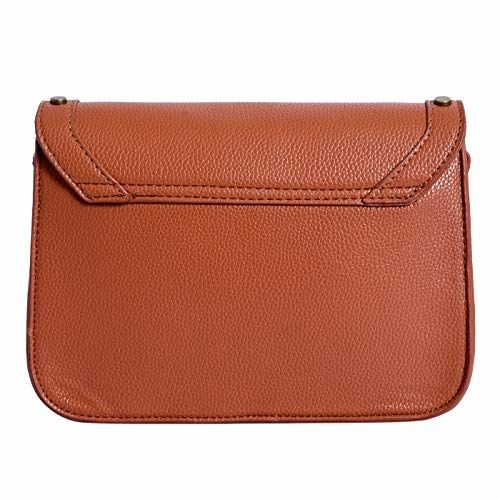 Lino Perros Women's Sling Bag (Orange)