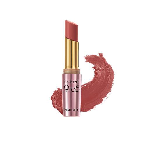 Lakme 9 to 5 Orchid Dust Primer+Matte Lipstick MM11