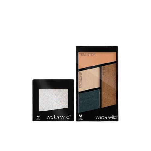 Wet n Wild Set of 2 Eyeshadows