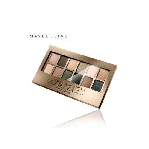 Maybelline New York skin Eyeshadow Palette & Intense Crayon Passionate Plum Lip Crayon