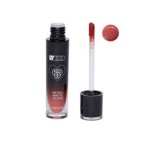 PAC 10 Strawberry & Milk Retro Matte Gloss 6.5 ml