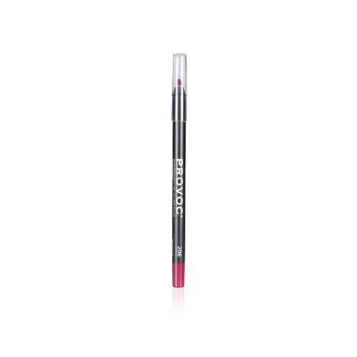 PROVOC 206 Sensational Semi-Permanent Gel Lip Liner 0.07 g