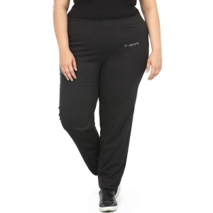 plusS Black Track Pants