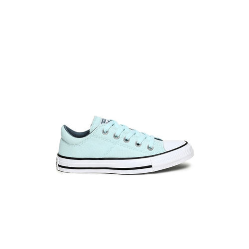Converse Women Turquoise Blue Chuck Taylor All Star Madison Sneakers