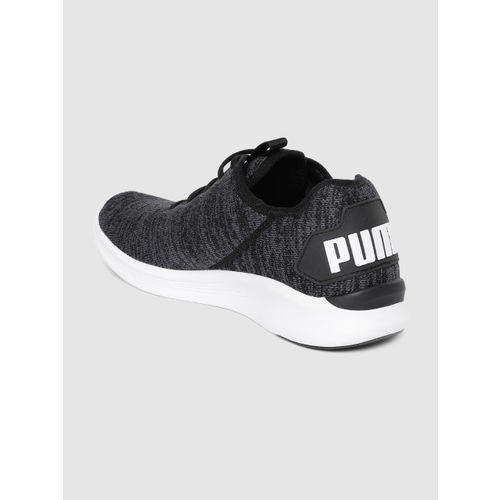 Puma Men Black Ballast SoftFoam+ Running Shoes