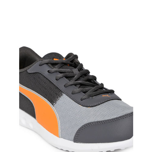 Puma Men Grey Kenora Idp Running Shoes
