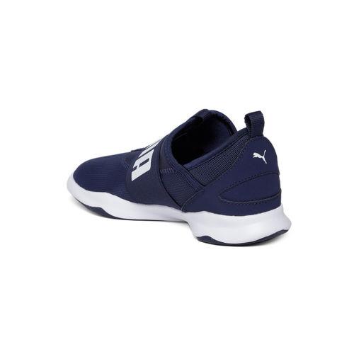 Puma Unisex Navy Blue Dare Walking Shoes