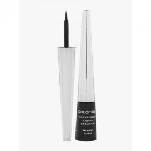 Colorbar Black Water Proof Liquid Eyeliner