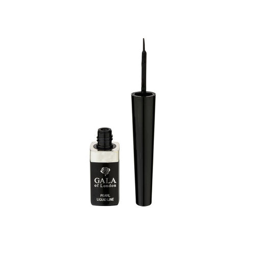 Gala Of London Black Pearl Liquid Eyeliner 9 ml