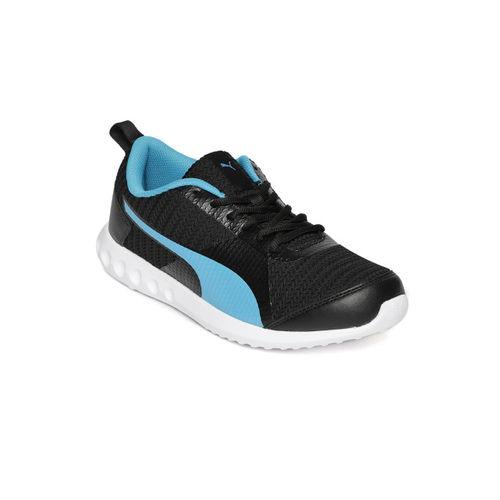 Puma Men Black Magnum IDP Running Shoes