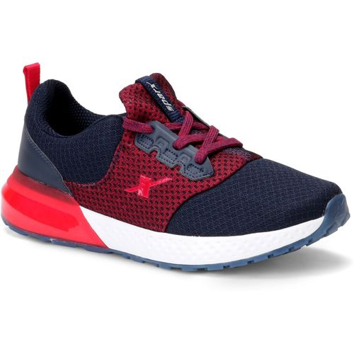 Sparx Men SM-401 Navy Blue Red Training & Gym Shoes For Men(Navy)