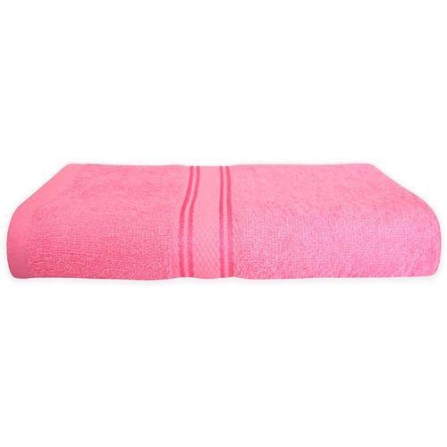 Divine Overseas Cotton 425 GSM Bath Towel(Pink)