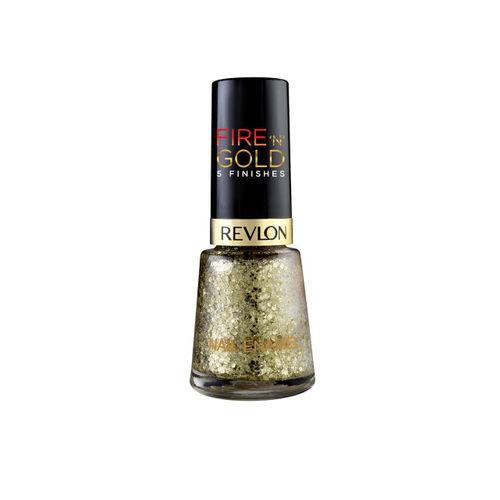 Revlon 557 Gold Sparkle Professional Nail Enamel 8ml