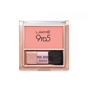 Lakme 9 to 5 skin Blush Pure Rouge Blusher 6g