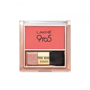 Lakme Coral Punch Pure Rouge Blusher 6 g