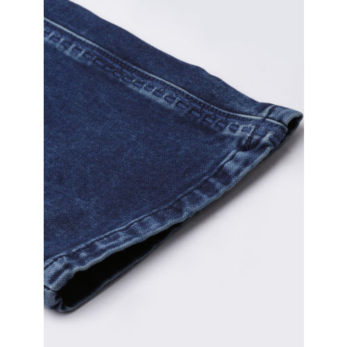 Lawman pg3 Men Blue Slim Fit Low-Rise Clean Look Stretchable Jeans