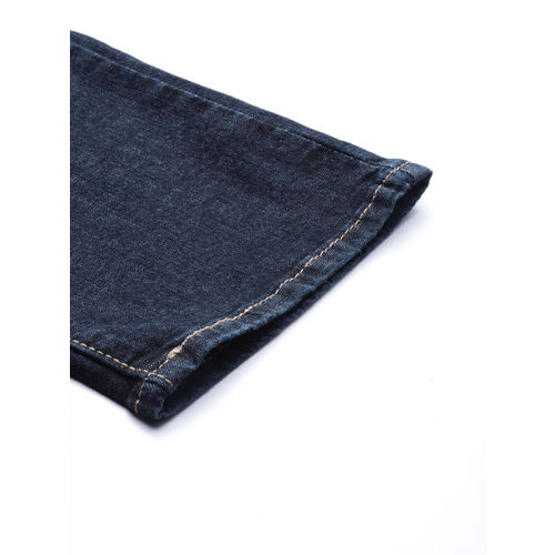 Denizen From Levis Women Blue Modern Slim Fit Mid-Rise Clean Look Stretchable Jeans