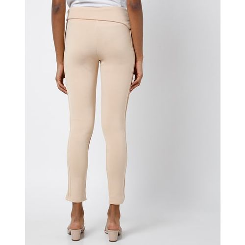 Eavan Ankle-Length Trousers with Insert Pockets