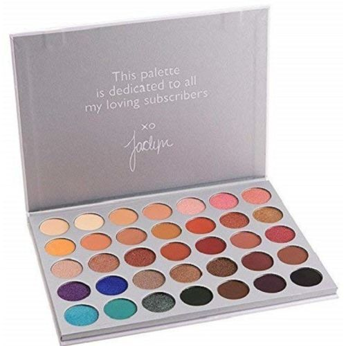 morphe Globex Jaclyne Eyeshadow Palette 84 g(MULTI)