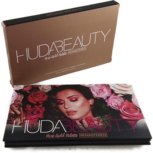 Huda Beauty Rose Gold Palette ReMastered 18 g(Multicolor)