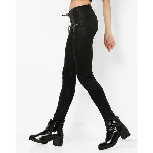 TALLY WEiJL Skinny Pants with Elasticated Waist