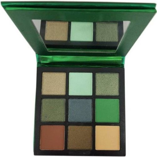 FUSION FLY OBSESSIONS PALETTE EMERALD 10 ml(MULTICOLOR)