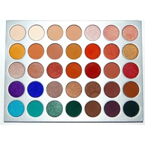 Bluefusion Eyeshadow the Hill Palette 65 g(multicolor)