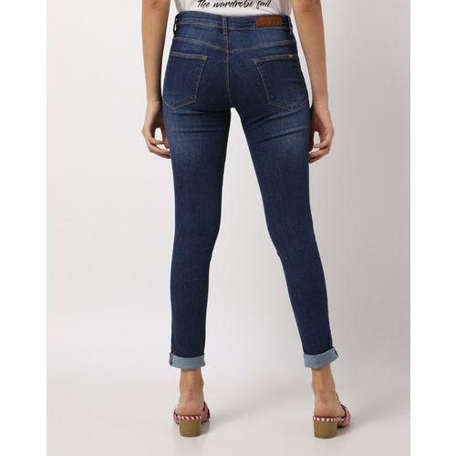 KRAUS Lightly Washed Skinny Jeans
