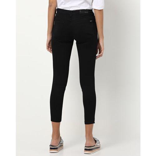 KRAUS Ankle-Length Skinny Jeans