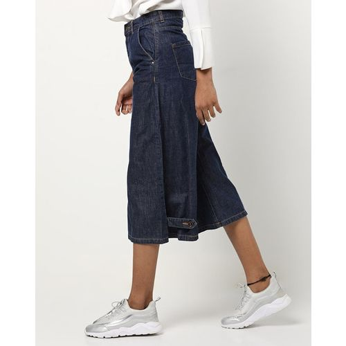 Freakins Cropped Bootcut Jeans