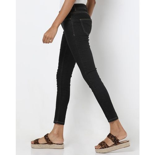 Marks & Spencer Mid-Rise Jeggings with Insert Pockets