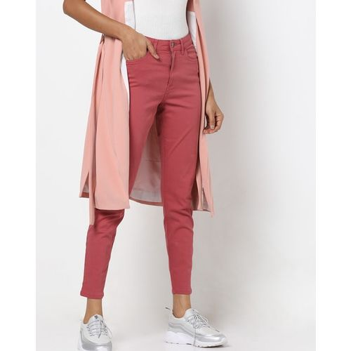 Marks & Spencer Mid-Rise Cropped Jeans