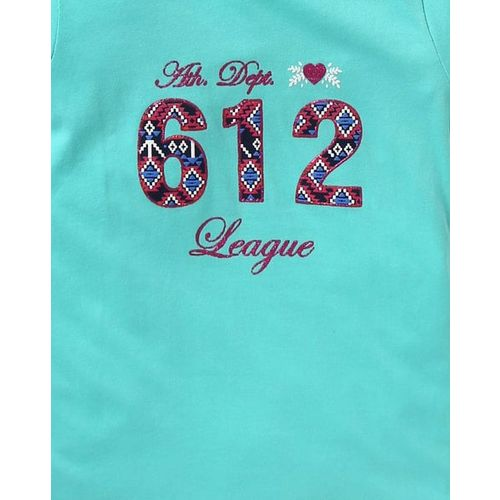 612 League Crew-Neck Cotton Top