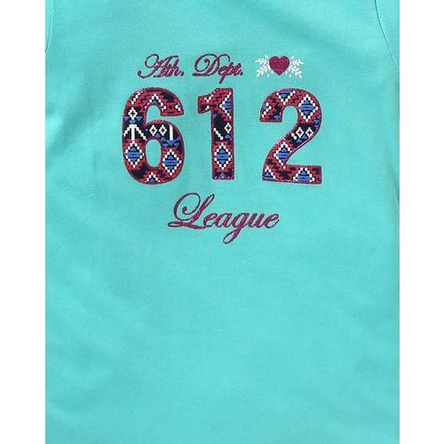 612 League Crew-Neck Cotton Top
