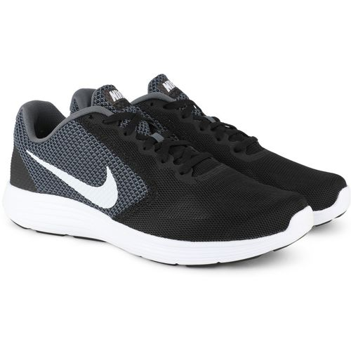 Nike Running Shoe For Men(Black, Grey)