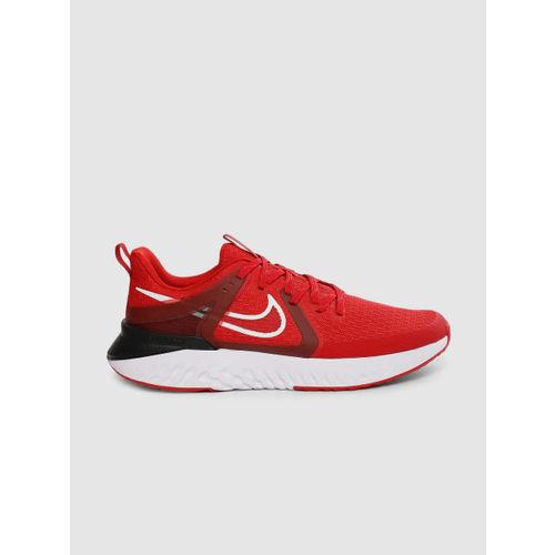 Nike Men Red LEGEND REACT 2 Running Shoes