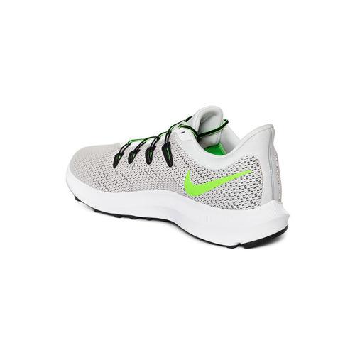 Nike Men Grey QUEST 2 Running Shoes