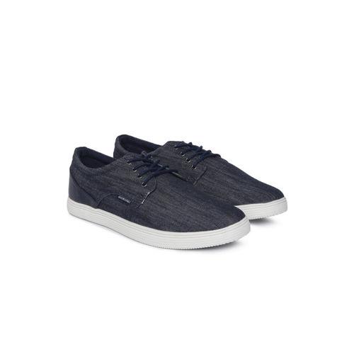 Jack & Jones Men Blue JFW NIMBUS DENIM MIX IN Sneakers