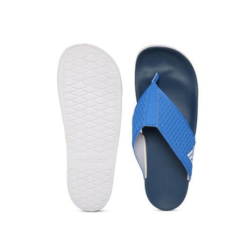 ADIDAS Men Blue ADILETTE CF+ Y Solid Thong Flip-Flops