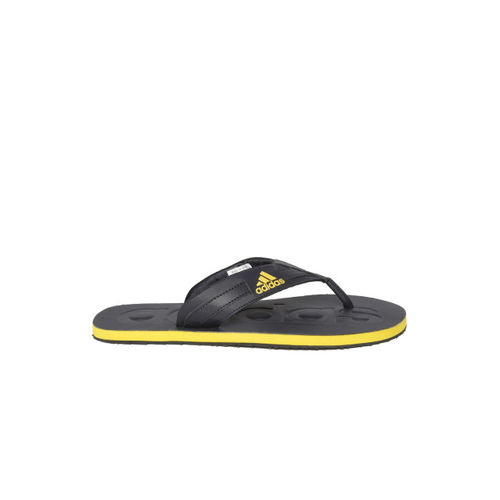 ADIDAS Men Navy Blue SLALON 2018 Thong Flip-Flops