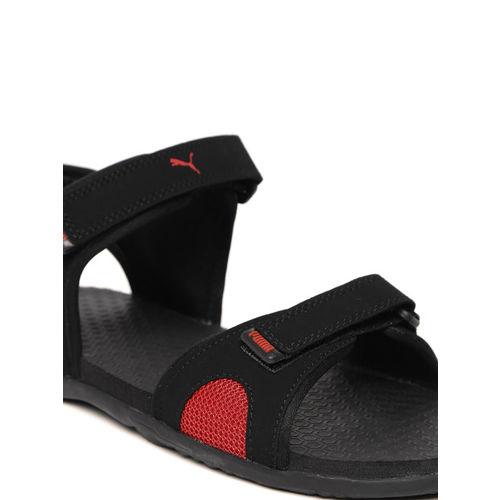 Black Relay MU IDP Sports Sandals