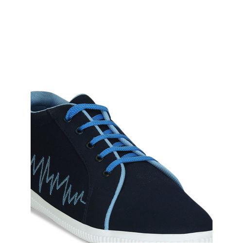 Kielz Men Blue Sneakers