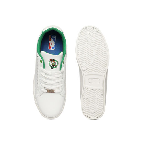 NBA Men White Sneakers