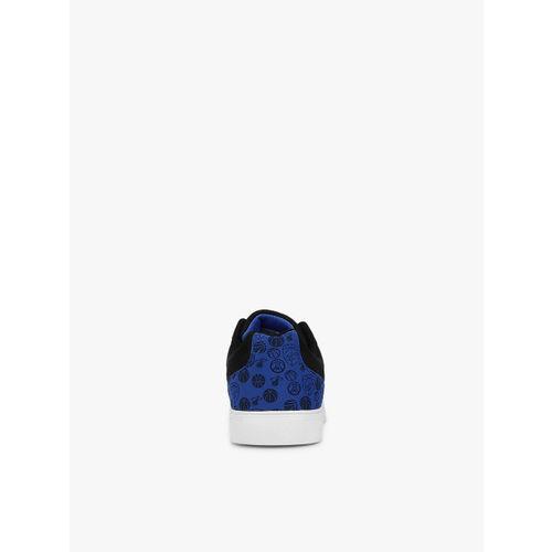 NBA Black Blue Low Top Sneakers